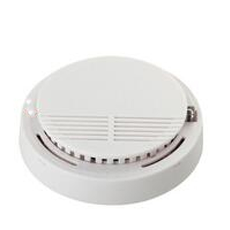 Smoke detector alarm 100db siren smoke alarm,smoke sensor alarm fire alarm,fire detector work alone work independently engineering hotel fire alarm police bell fire fire bell 220v 4 inch suit