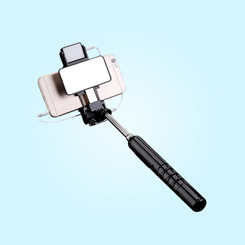 Evrensel Doldurma Işık ile Selfie Sopa Arka Ayna Çift Oneplus - Kamera ve Fotoğraf