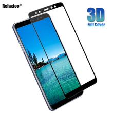 Tempered Glass For Samsung A5 2017 Full Cover Screen Protector For Galaxy A3 A7 2017 A5 A7 A8 Plus J2 J2 Pro 2018 HD Protective