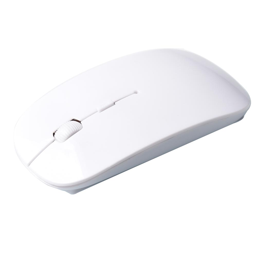 2.4G Wireless Mouse USB Optical Wireless Computer Mouse 2.4G Receiver Super Slim Mouse green 4