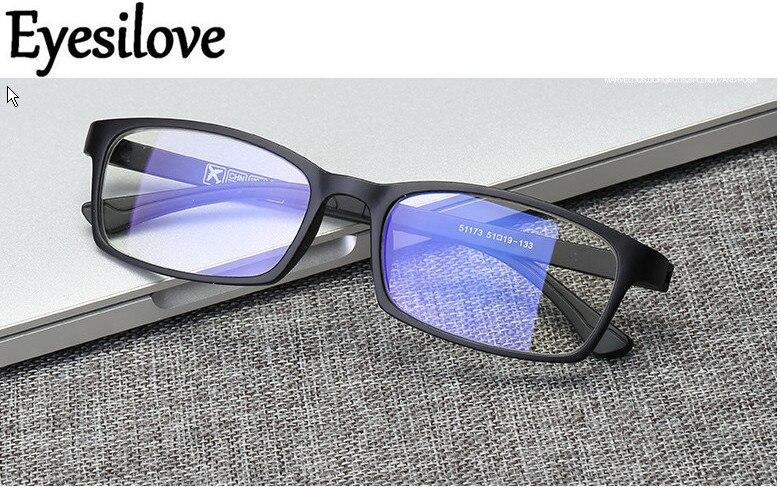 Eyesilove ultem Petit TR90 Lunettes Cadre Pour Femmes Hommes prescription  Montures Optiques Avec Lentille Claire ultra 8d036655674c