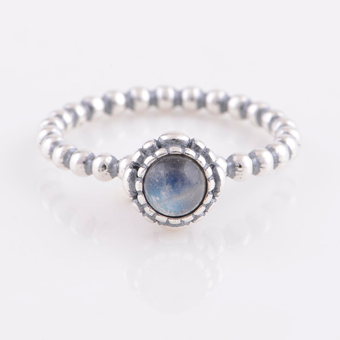 pandora june birthstone ring