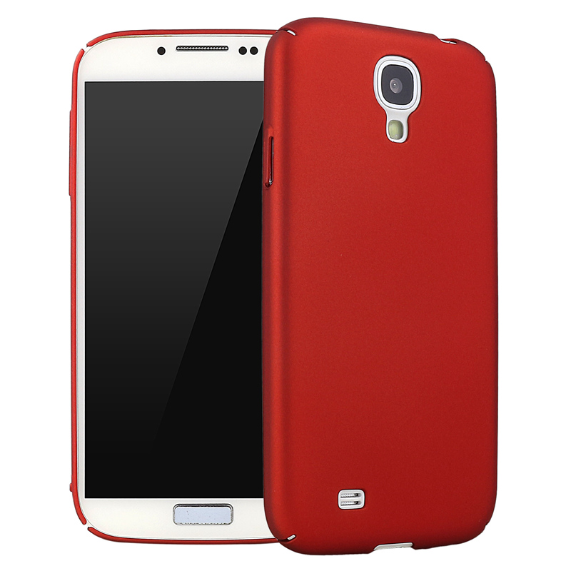 Full Protective Case For Samsung Galaxy S4 I9500 I 9500 Cover Hard Plastic PC Ultra Thin ...
