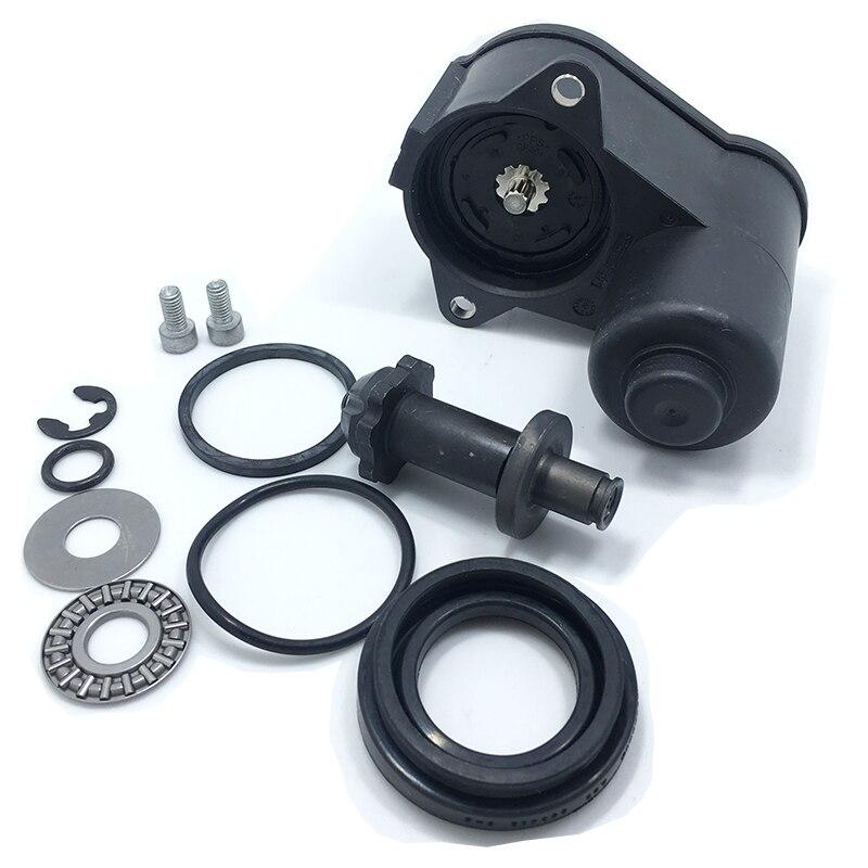 1Set 12 Teech Handbrake Brake Servo Motor Calipers + Repair Package For A6 C6 Q3 Seat 4F0 998 281 A  4F0998281A