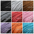 2mm Chinese Round Waxed Cotton Cord Wax Bead String Thread 80M/pcs