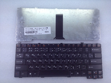New Russian Keyboard for Lenovo 3000 C100 C200 F31 F41 G420 G430 G450 G530 A4R N100 N200 Y430 C460 C466 C510 RU Black keyboard цена и фото