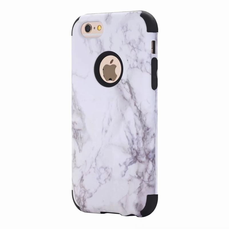 iphone 6 case shockproof case marble