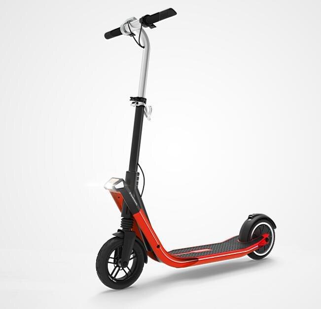 25 km/h 3 Modes Scooters électriques à deux roues se pliants E Scooters planche à roulettes électronique réglable pour coup de pied/adulte 20 KM Samsung 4.4AH