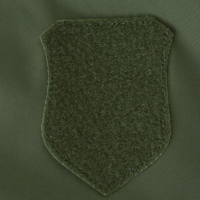 ARMYO Men's Black Windproof Bomber Jacket