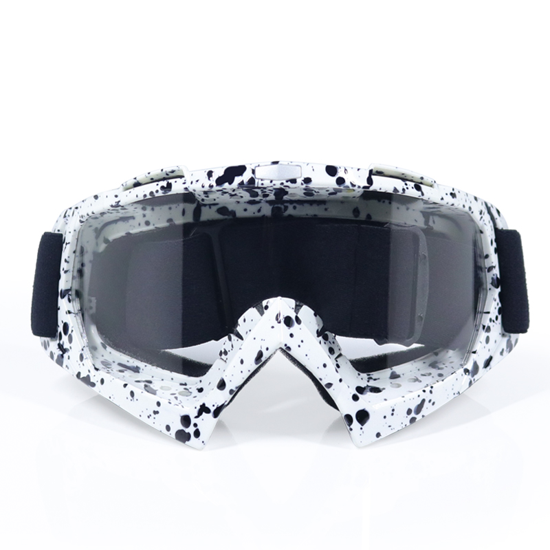 Motorcycle Accessories Snowboard Ski Men Outdoor Gafas Casco  Motocross Goggles Glasses Windproof Color Goggle For Helmet(China)