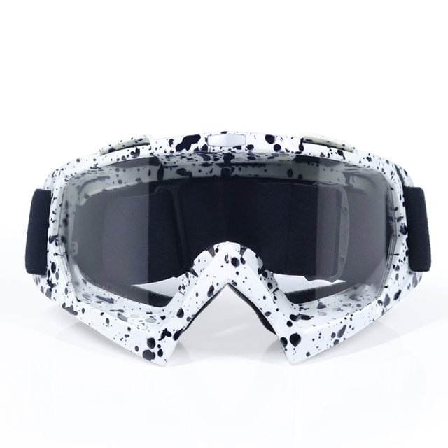 Motorcycle Accessories Snowboard Ski Men Outdoor Gafas Casco  Motocross Goggles Glasses Windproof Color Goggle For Helmet