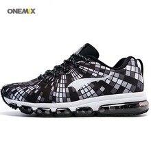 ONEMIX 2017 Free lighting Training Running Shoes Sport Men's AIR cushion elite velocity pure burst versatile cushion Sneaker 1185