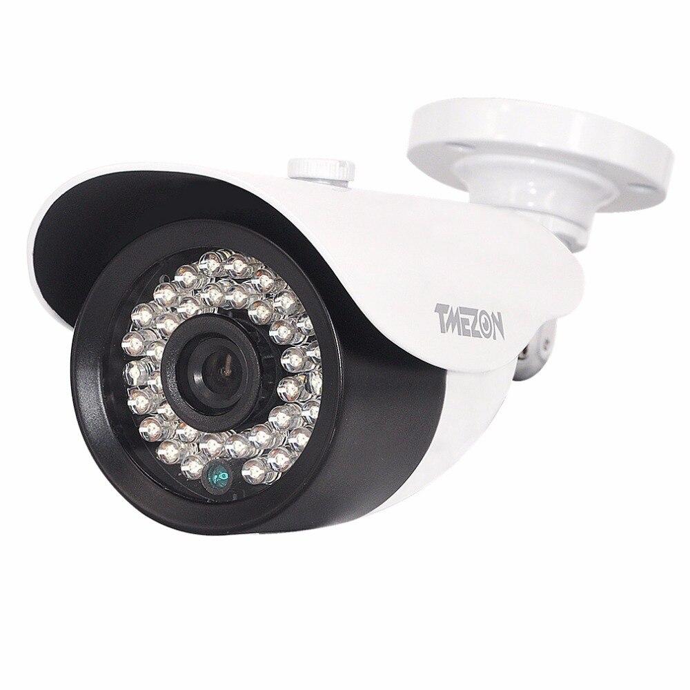 TMEZON 1/2.9 2.0 Megapixel 1080P HD CVI Bullet Security Camera Outdoor 3.6mm Lens 36 IR Leds HD-CVI MUST work with CVI DVR tr cvi313 3 best selling new high quality 300 500 meter transmission 3 6mm megapixel lens 2 0mp full hd 1080p camera cvi