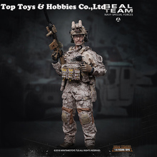 Full set Military soldier doll mini times toys M012 1/6 Navy Special Forces Seal Team  Figure Set Collection Doll Toys Gift