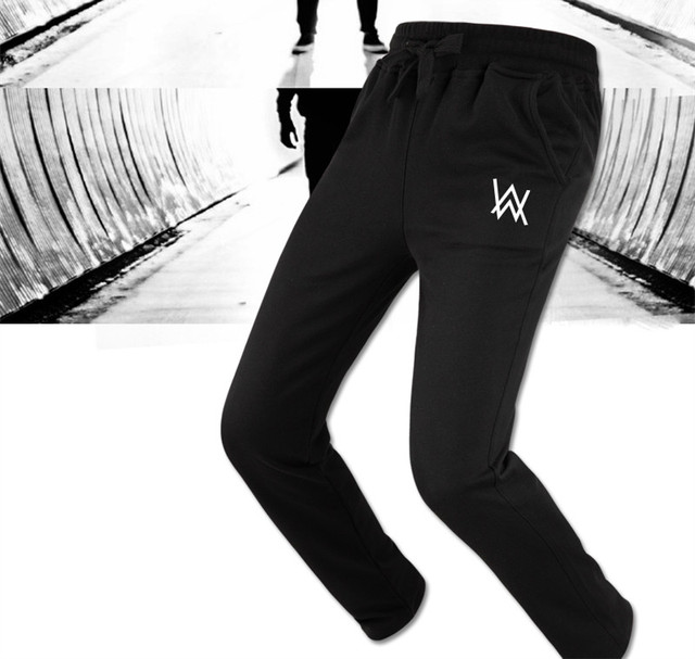 3ca5d19d8c46a Autumn Winter Casual Rock Pants DJ alan walker men s clothing casual  Pattern Plus Size Electronic Music