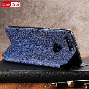 Image 4 - Flip Case Voor Huawei Honor 8 Case Stand Lederen Originele Pu Antiklopmiddelen Honor 8 Cover Smart Terug Fundas Silicon Honor8 coque Capa