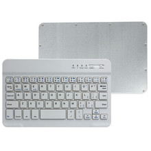 Reliable  Ultra Slim Aluminum Wireless Bluetooth Keyboard For IOS Android Windows PC Broadcom Bluetooth Module 3.0