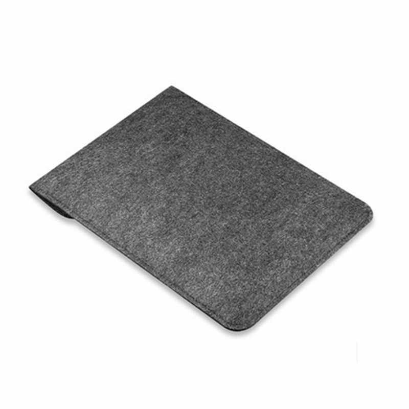 ورأى الصوف غطاء حقيبة لابتوب كم حالة ل أبل ماك بوك اير برو الشبكية 11 12 13.3 15.4 دفتر ل xiaomi 13 15.6 بوصة غطاء