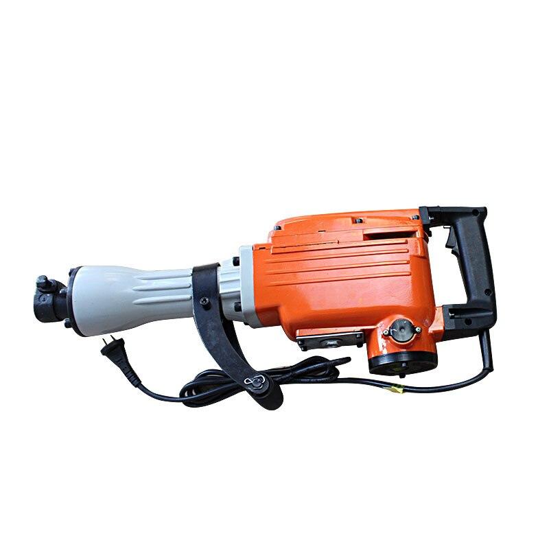 Электроприводный отбойный молоток 2000 65 120