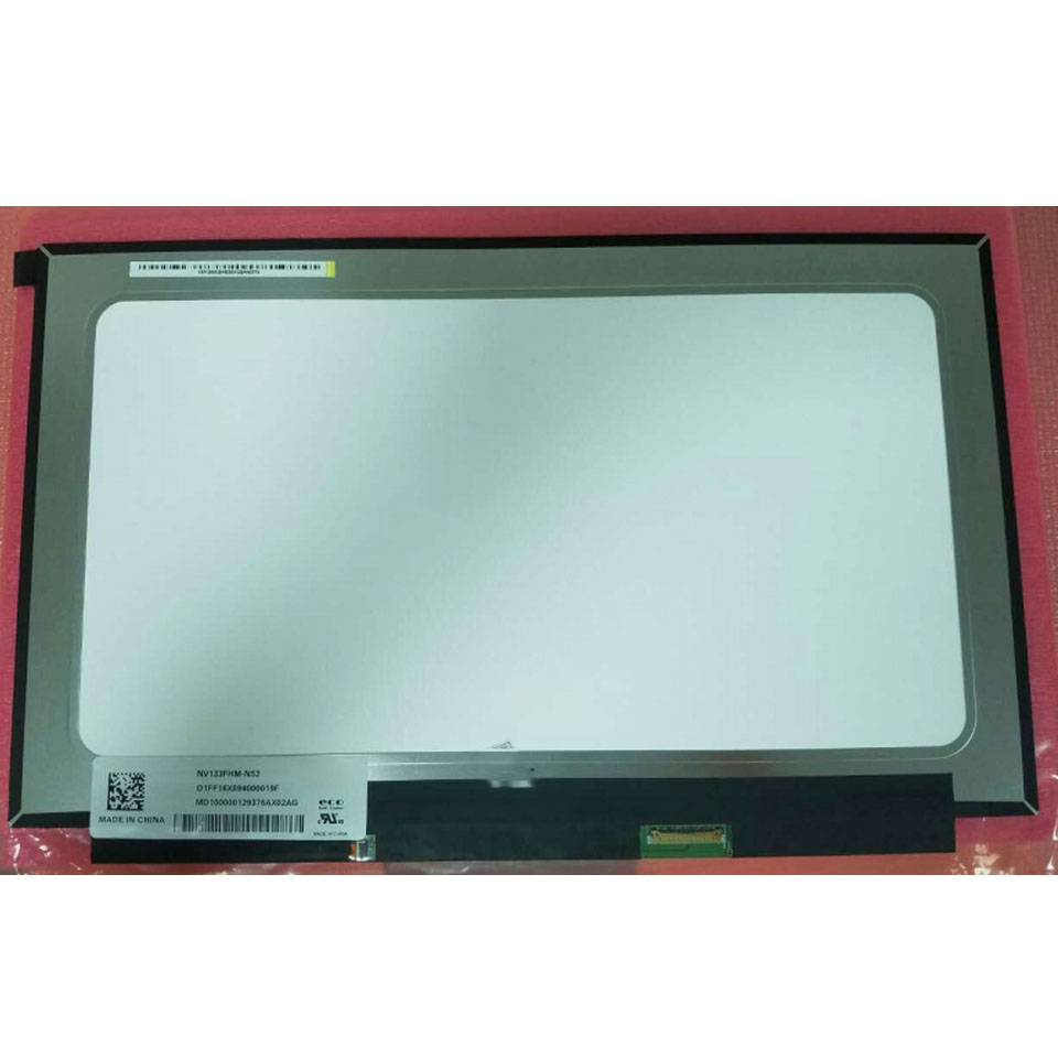 Tested Grade A NV133FHM N52 NV133FHM N52 Laptop Lcd Screen EDP 30 pin 1920X1080 IPS Matrix