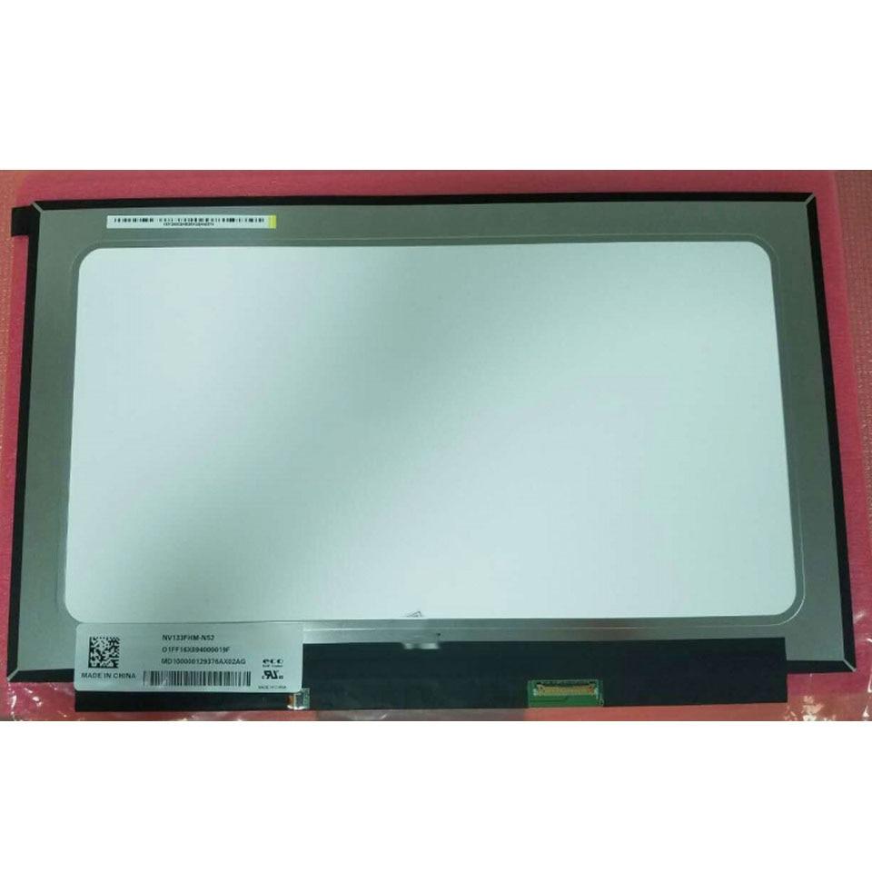 Testowane klasy A + + + NV133FHM N52 NV133FHM N52 laptopa ekran Lcd w ramach procedury nadmiernego deficytu 30 pin 1920X1080 IPS wyświetlacz matrycy w celu uzyskania w Ekrany LCD do laptopów od Komputer i biuro na AliExpress - 11.11_Double 11Singles' Day 1