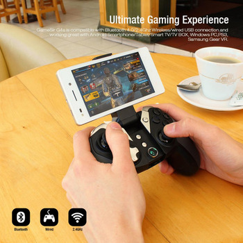 GameSir G4s Moba Controller,Rules of survival Controller Bluetooth Gamepad For Android Phone TV BOX Tablet PS3 Console Joystick 3