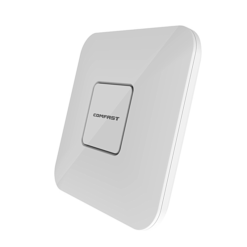 4pcs COMFAST gigabit wireless wifi router 1750Mbps Ceiling AP 802.11AC 2.4G/5.8G dual band ac WiFi Access Point AP for market comfast ceiling ap router 1200mbps wireless access point dual band 2 4g