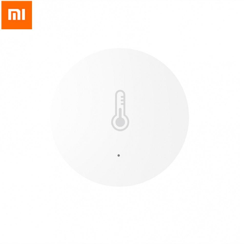 Original Xiaomi Mi Smart Temperature And Humidity Sensor Gateway Control Smart Home Automatic For Android IOS APP