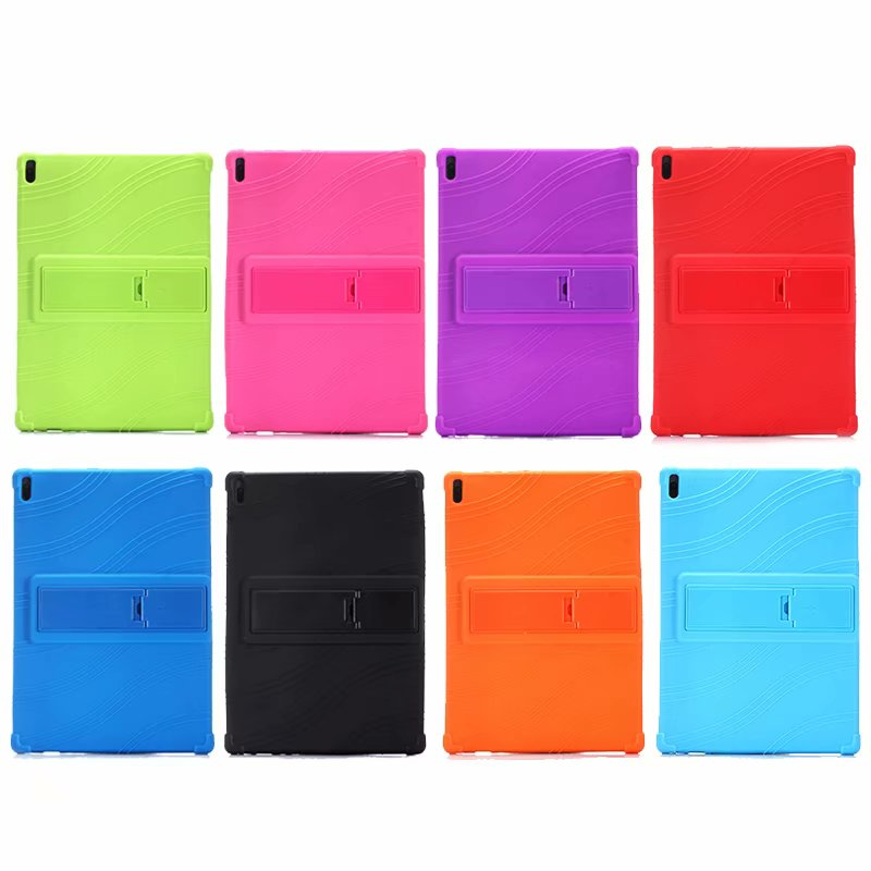 Kids Silicone stand Back Case For lenovo TAB4 Tab 4 10 TB-X304L TB-X30 Cover Shell For Lenovo Tab 4 10 Plus TB-X704L TB-X704F/N цена и фото