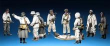 1/35 Resin Figure Model Kit Unassambled Unpainted S6