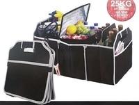 NEUE Faltbare Waten Auto Boot Organisiert Einkaufen Auto Lagerung Veranstalter Tasche