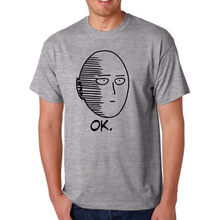 One Punch Man Printed Men Comfortable Tshirt