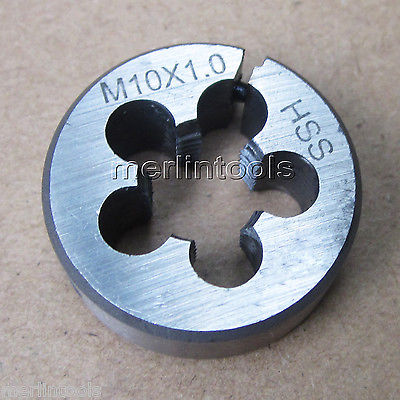 M11 x 0.5 Metric Right Hand Thread Die