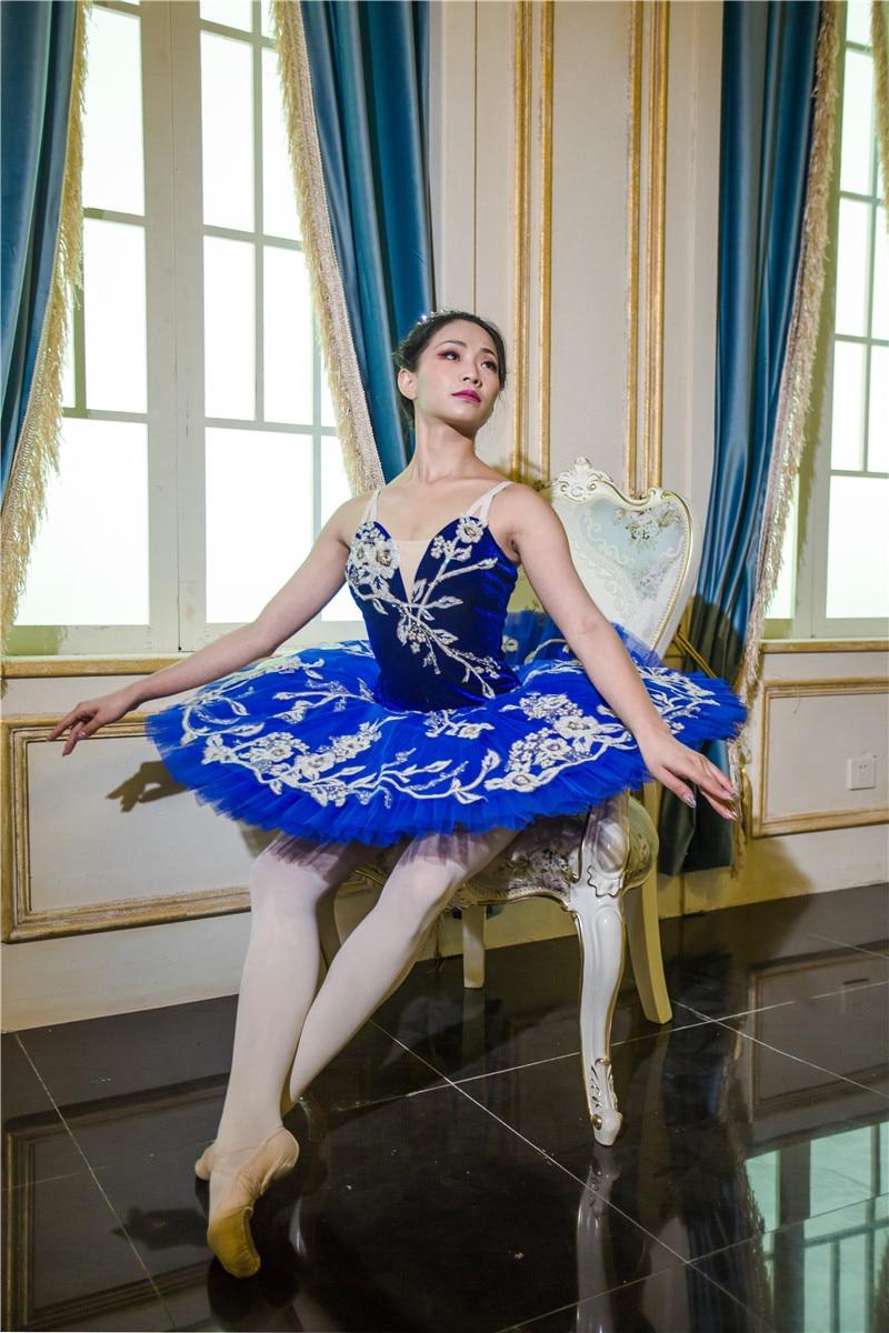 b049f7f55df6 ballet tutu blue tutu pancake tutu classical ballet ballerina Aspicia in