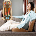 Household Massage Chair Infrared Heated 3D Multifunctional Electric Full-body Massage Cushion Free Shipping