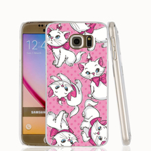 16185 мари aristocats 5 cell phone case cover for samsung galaxy s7 edge plus s6 s5 s4 s3 мини