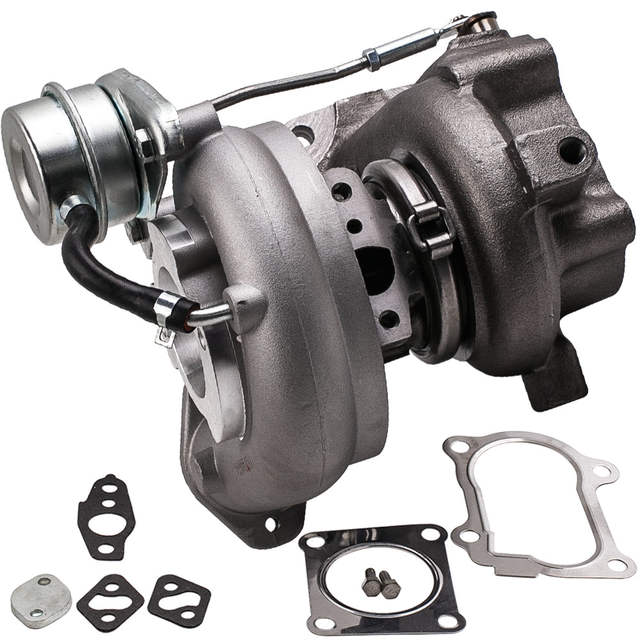 US $179 99 |CT26 fit Toyota Land cruiser 4 2L D 1HD FTE 17201 17040 Turbine  turbo for J4 J6 J7 4 2 D 4 2 TDI 4x4 TurboCharger 17201 17040-in Turbo