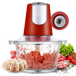 Meat Grinders  meat grinder USES an electric motor to beat minced meat into minced meat and garlic