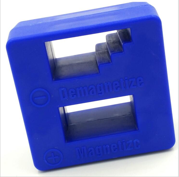 New High Quality Magnetizer Demagnetizer Tool Blue Screwdriver Magnetic Pick Up Tool Screwdriver magnetizer demagnetizer ware magnetic pick up tool screwdriver screw tips bits hot sale free shipping href page 1