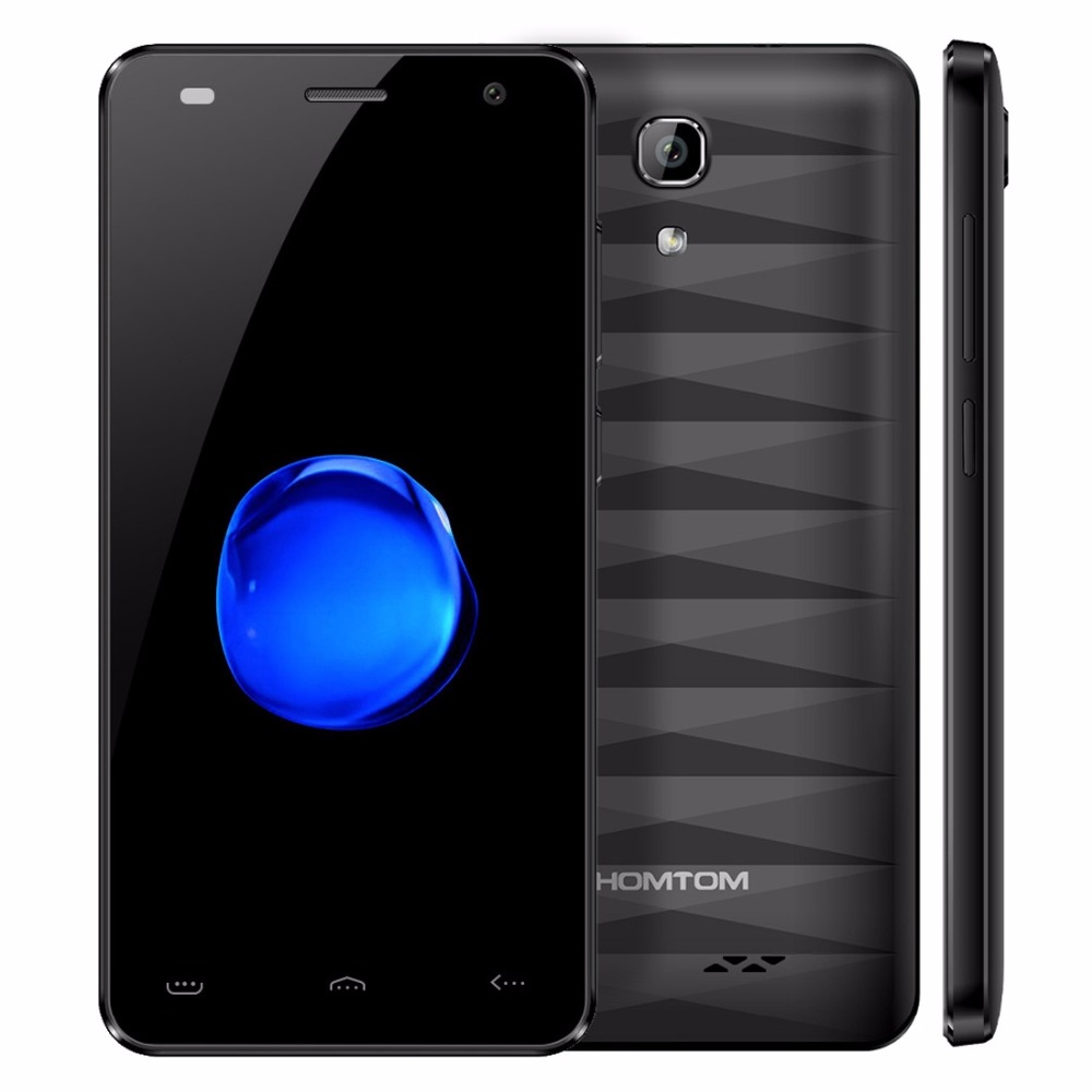 Homtom HT26 4G LTE Mobile Phone 4 5 Inch MTK6737 Quad Core Android 7 0 1GB
