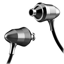 In-ear Metal earphones Super Bass, Hifi and stereo headsets for smart phone MP3 MP4 player, free shipping