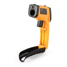 BENETECH GM320 Digital Infrared Thermometer IR Laser Point Gun Non Contact Temperature Meter LCD Pyrometer -50~380 degree T20