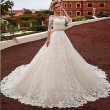 LEIYINXIANG Bride Dress 2019 Wedding Dress Ball Gown