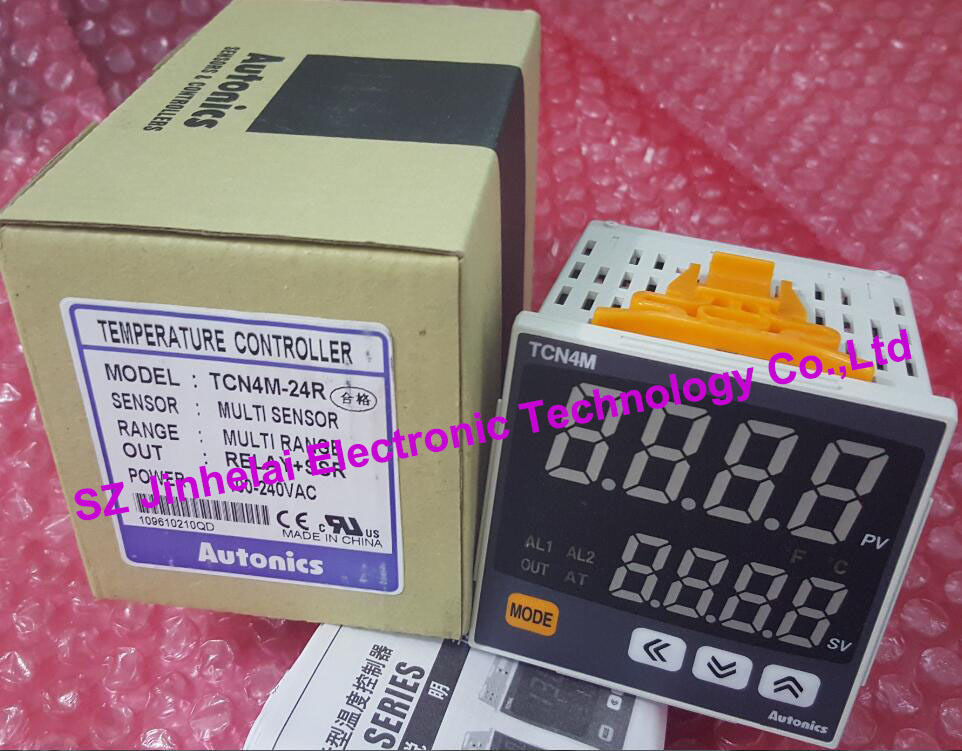 все цены на  TCN4M-24R   New and original AUTONICS  Temperature controller  100-240VAC  онлайн