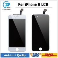 10 Pcs Lot 100 Grade AAA For IPhone 6 LCD No Dead Pixel Display Replacement Touch