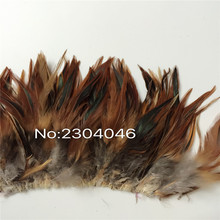 5-6 inches high (12-14CM) natural color craft decorative feathers, feather 800-900 Root