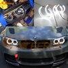 For BMW 1 Series E82 E88 E87 E81 2008 2009 2010 2011 Headlight Excellent DTM Style