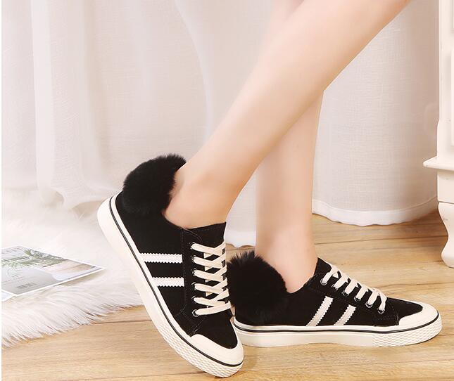 2 1 Ins Zapatos E De Coreano Invierno Lona Salvaje Nuevo 2019 Estudiante Otoño Yqx4w7wP