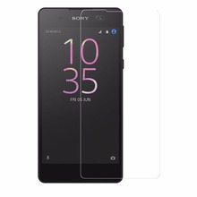 ФОТО Glass  Sony Xperia E5 E 5 F3311 F3313 50  Tempered Glass Film Explosion proof Screen Protector  Sony Xperia E5