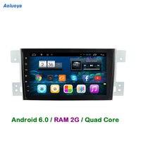 Quad Core 2 Din Android 6 0 CAR Radio DVD GPS Player For Suzuki Grand Vitara